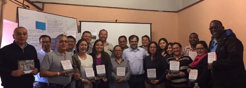 """Presentación del libro """"Lecciones aprendidas de un ERP"""""""