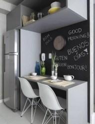 cocina cocinas barra desayunadora barras pizcadehogar saca pasillos provecho tu ricardo modulados comedor pequenas fuente inspiracao articulo