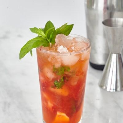 La Hora del coctel: Dos bebidas sin alcohol