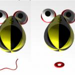 PIZ : Proceso de modelado del personaje (II)