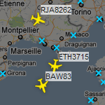 AirTraffic Worldwide y FlightRadar