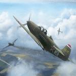 Dibujos aviones militares