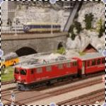 أكبر في العالم السكك الحديدية نموذج: Miniatur Wunderland