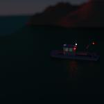 Detalle del pesquero