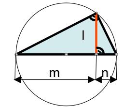 teorema altura