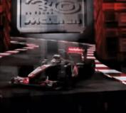 Hugo Boss McLaren 3D Projection Mapping