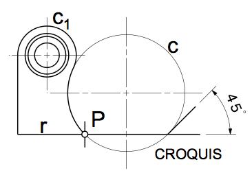 Enunciado problema geométrico