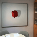 Editor de nodos: Superposición de vídeo e imagen sintética