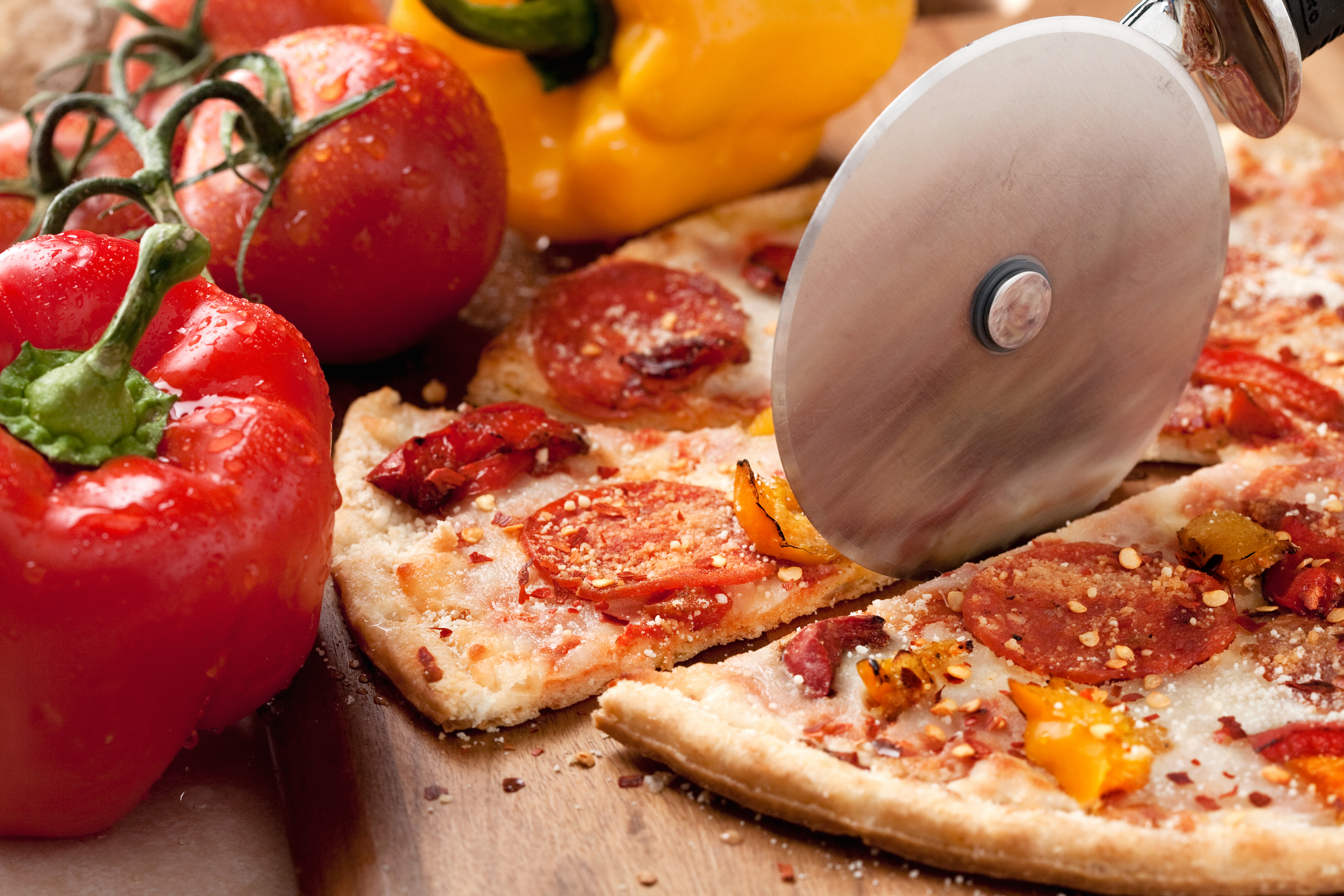 Making Pizza At Home Recipes