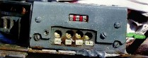 The locking mechanism for the collar bomb; the metal box that contained the locks was attached to the collar. Wells was to go on a scavenger hunt to find the keys. RICH FORSGREN/ERIE TIMES-NEWS, via FBI