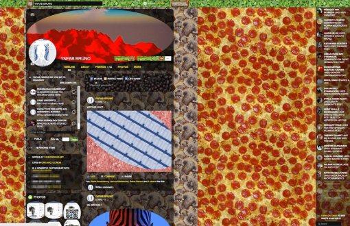 Ynfab Bruno - Pizzabook Screenshot - February 2016