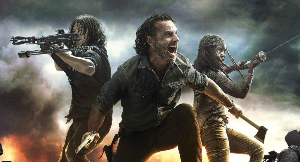 10-años-TWD vs Fear The Walking Dead