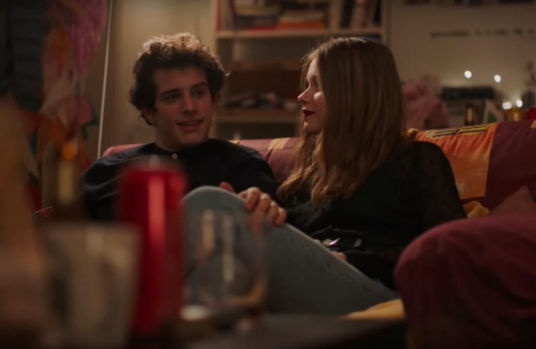 Skam España - Alejandro y Nora - Norandro