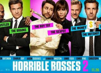 Cómo acabar con tu jefe 2, con Jason Sudeikis, Jason Bateman, Jennifer Aniston...