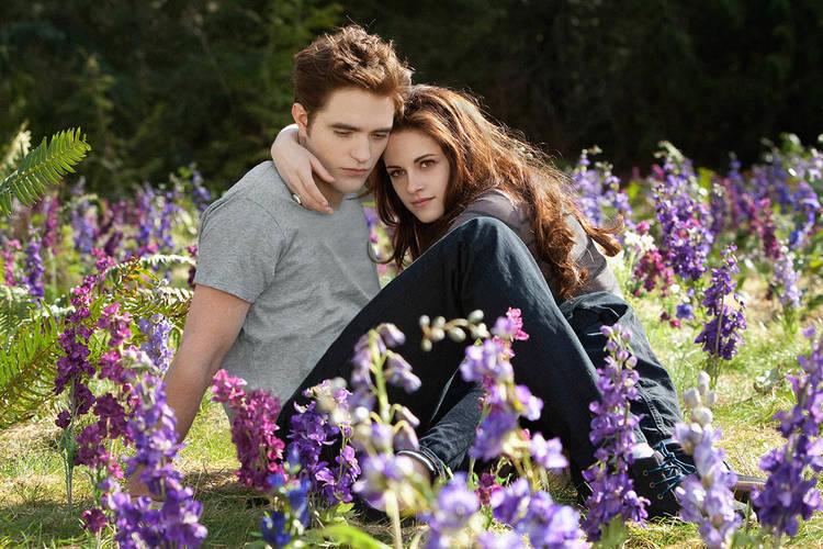 Robert Pattinson y Kristen Stewart en