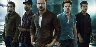"Aaron Paul en ""Need For Speed"""