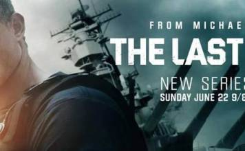 "Cartel promocional de ""The last ship"""