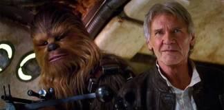 """""""Star Wars"""": El impactante tráiler de Star Wars: El despertar de la fuerza"""