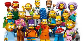 Sorteo Simpsons Lego