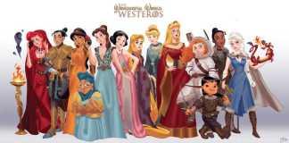 juego de tronos princesas disney