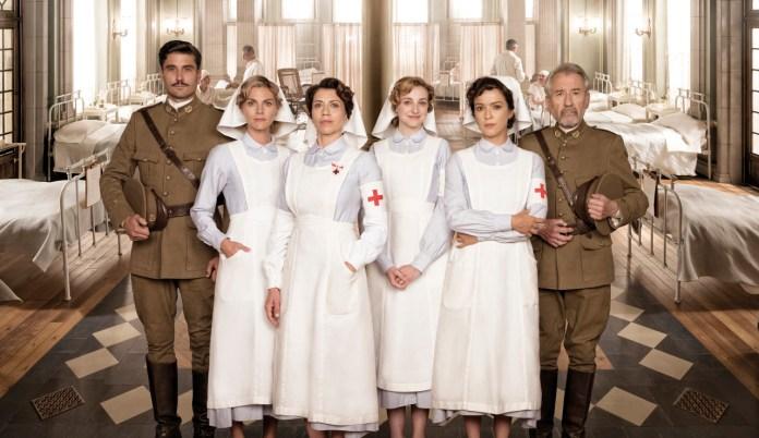 Serie española Netflix Tiempos de guerra
