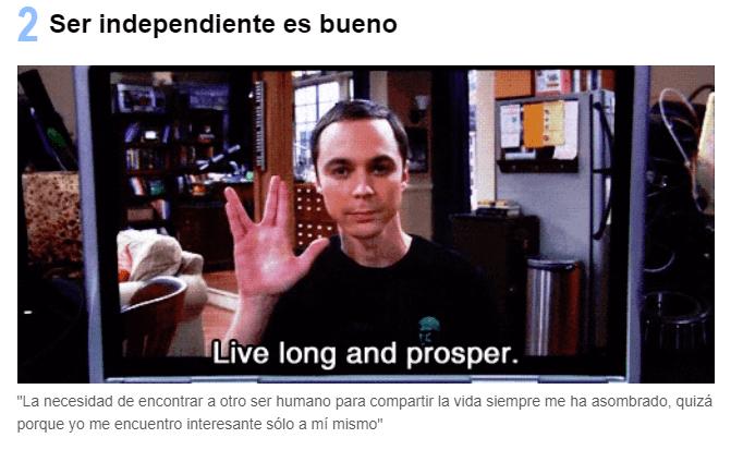 Frases Sheldon Cooper - Mejores momentos Sheldon Cooper 'Big Bang'