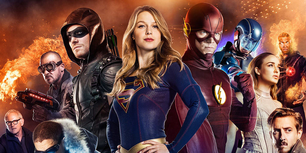 'Invasión': Croosover de 'Flash','Supergirl', 'Arrow' y 'Legends of tomorrow'