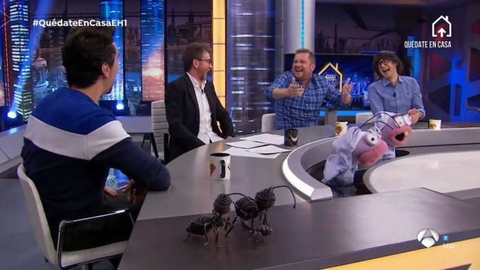 Pablo Motos critica al Gobierno de Pedro Sánchez y Pablo Iglesias