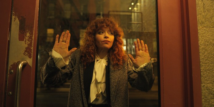 Russian Doll Frases Netflix