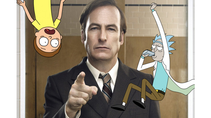Series Netflix Mejores 2010 Better Call Saul Rick and Morty