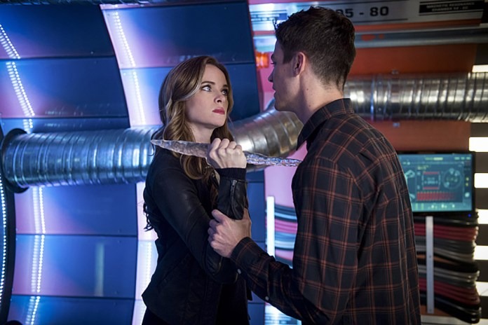 The Flash 03x07 Killer Frost
