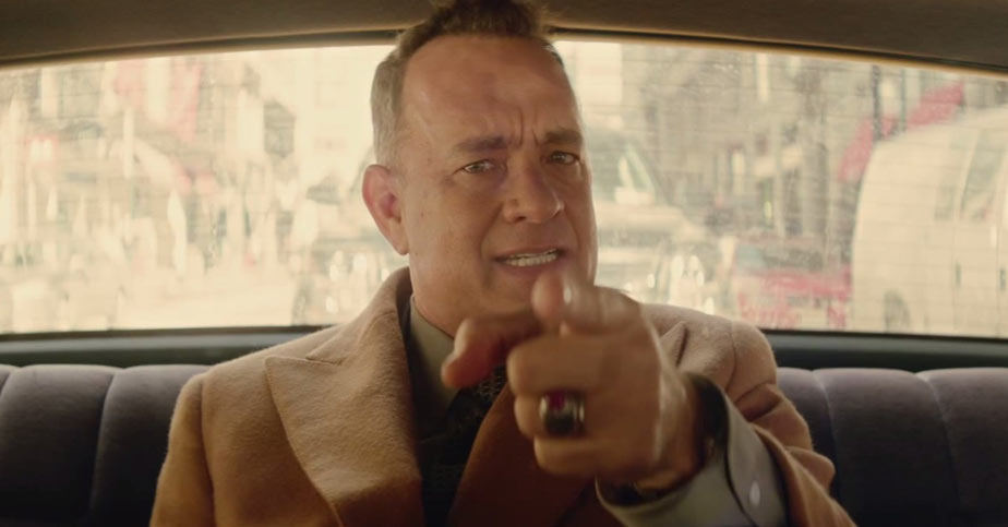 Tom Hanks y Carly Rae Jepsen - Actores en videoclips