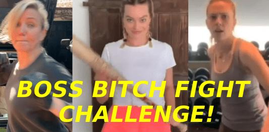 Boss Bitch Fight Challenge