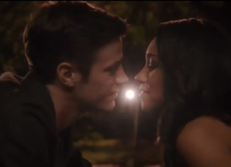 tercera temporada de The Flash