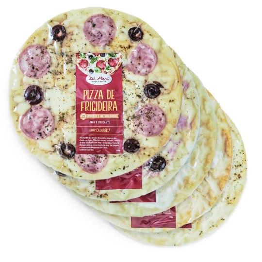 PACK MÉDIO ECONÔMICO pizza di mari