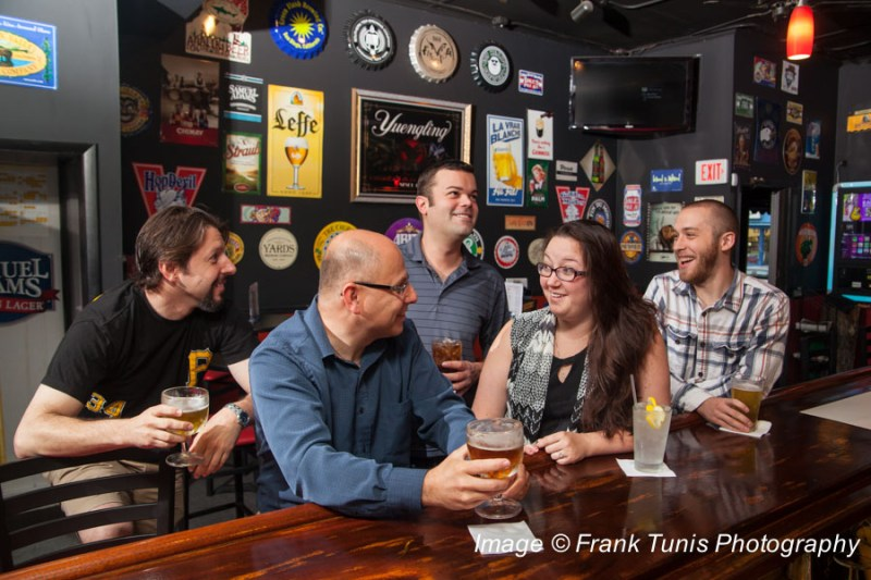 Caliente Pizza & Draft House Bloomfield Beers on Tap
