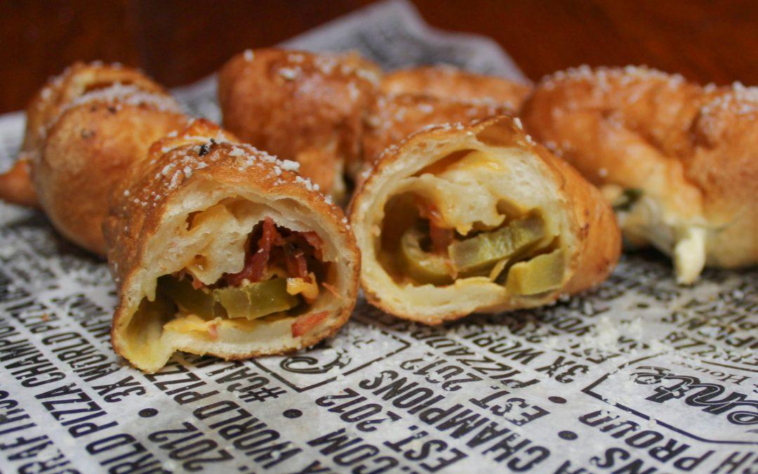 Jalepeno bacon cheddar Rolls