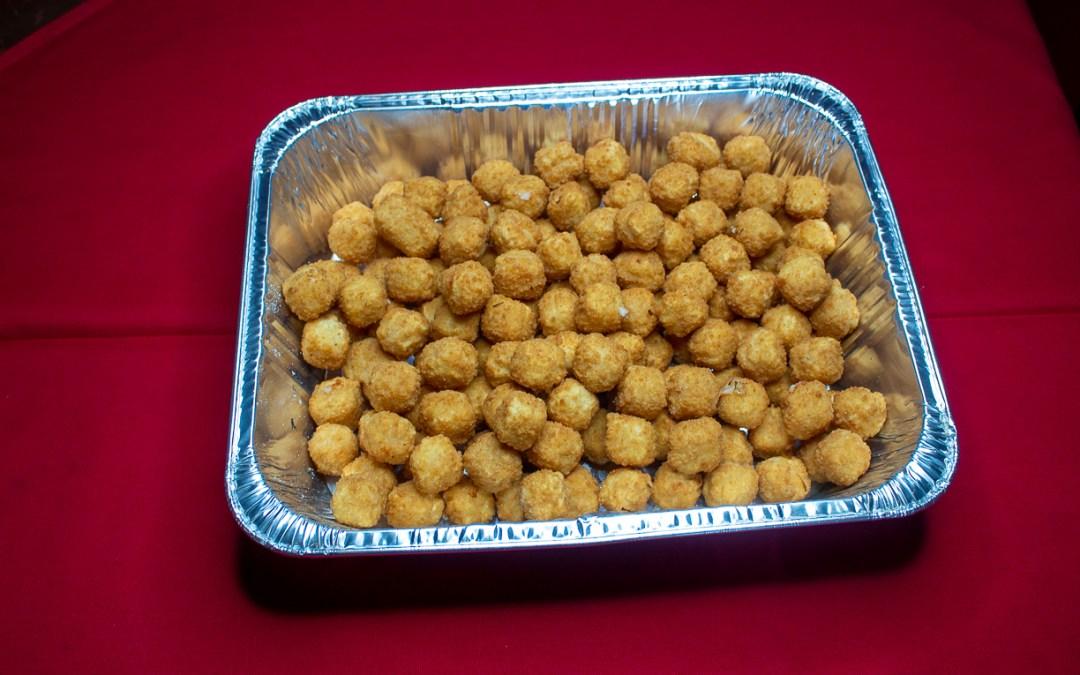 Pepper jack Cheese Balls