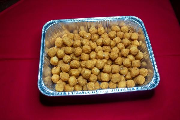 Pepperjack Cheese Balls