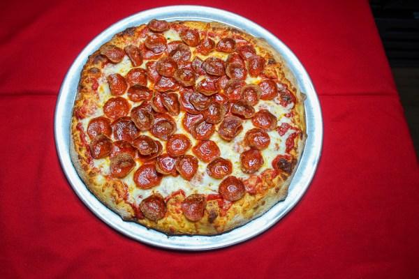 5 Xtra Large Pizzas- Any Way