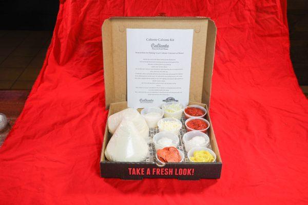 Caliente Calzone Kit