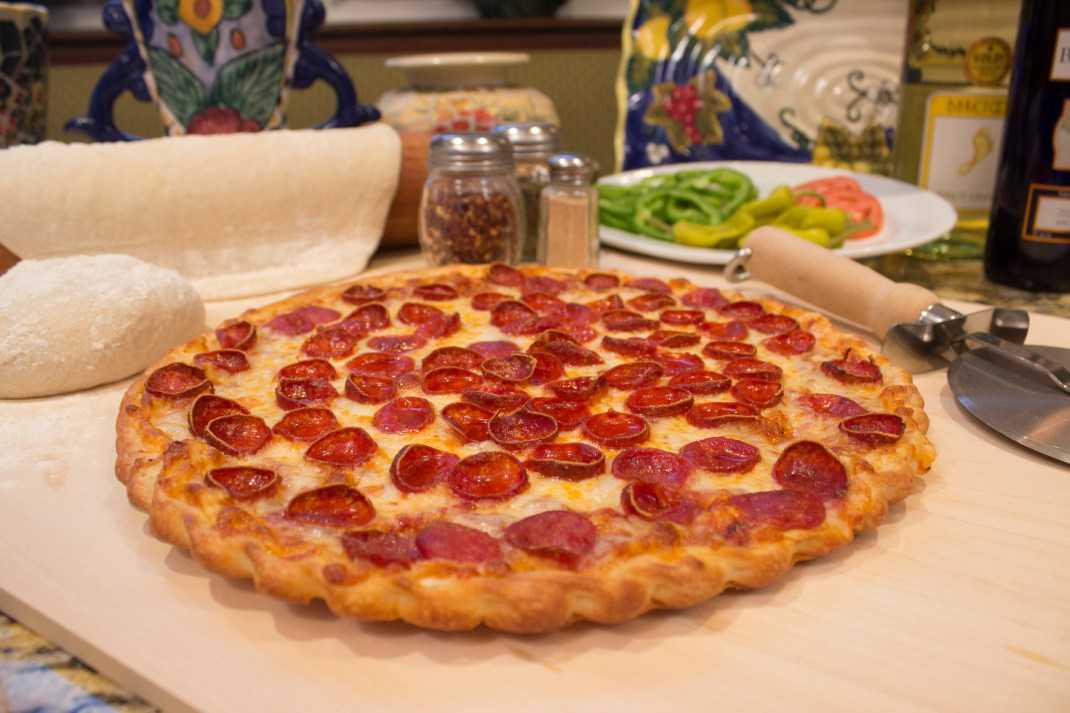 Our award-winning pizza has been a favorite of many for more than 50 years.