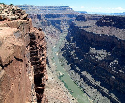 Toroweap: North Rim of the Grand Canyon