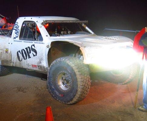 COPS Racing at the 50th Baja 1000