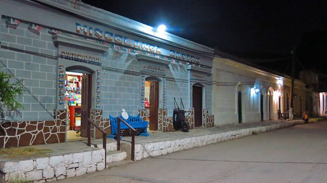 Calle Fransisco I. Madero.