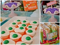 Dr. Seuss Baby Shower Ideas, Party Food, Decorations, and