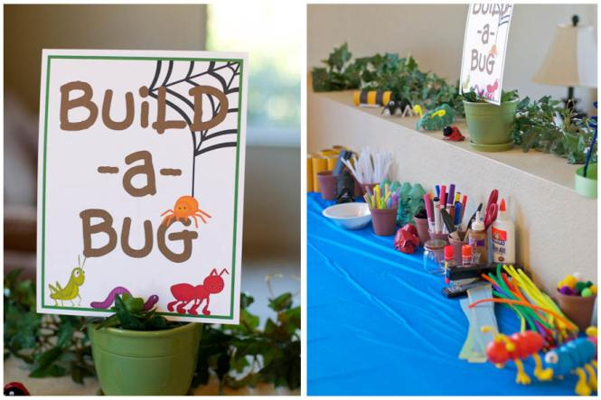 Bug 2nd Birthday Party Decorations Picture 3