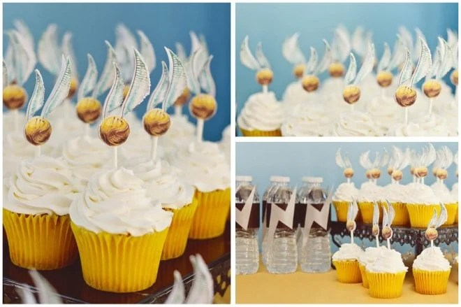 Host a Harry Potter Birthday Party  Pizzazzerie