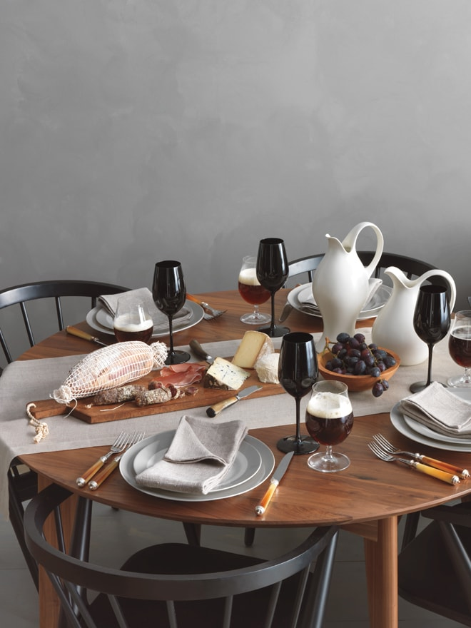 Tablescape Art From Martha Stewart Pizzazzerie