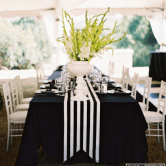 Salon Chairs For Cheap Used Chair Covers On Ebay My Black And White Striped Wedding!   Pizzazzerie